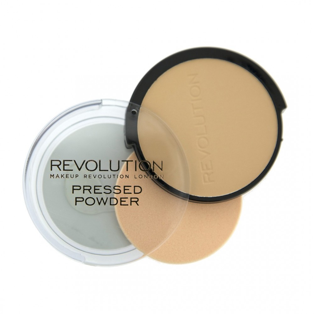 Makeup Revolution fondotinta fissante trasparente Pressed Powder - Translucent