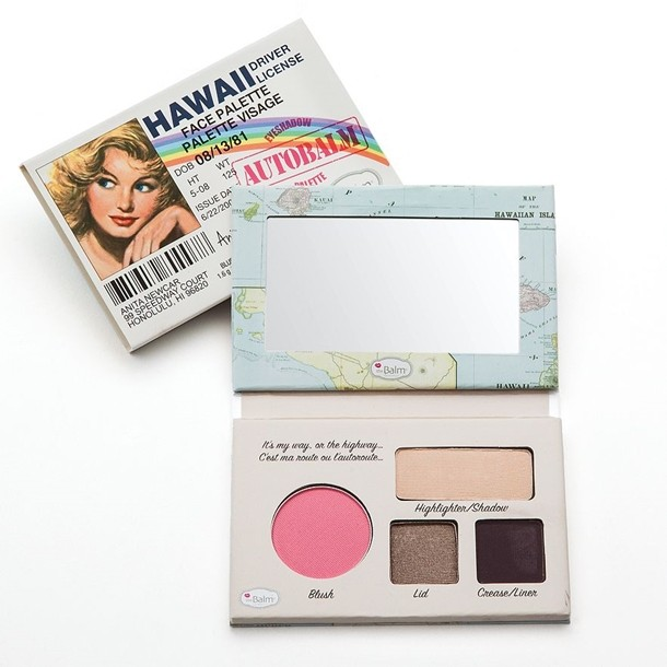 The Balm Palette Autobalm - Hawaii