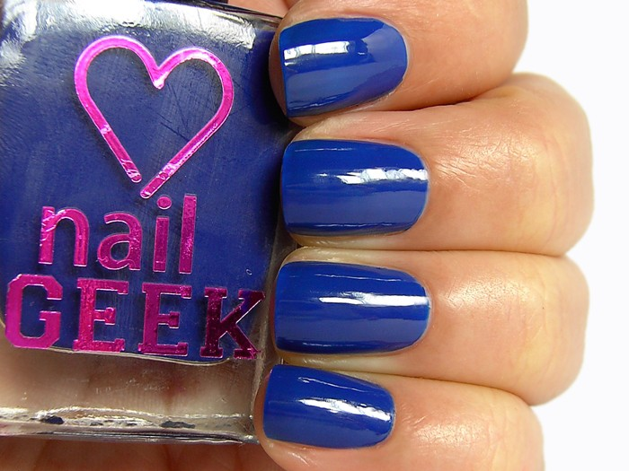 I Heart Makeup lak za nohte - Nail Geek - Into the Night 03