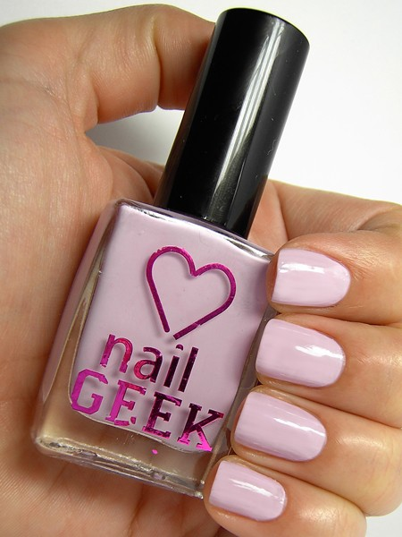 I Heart Makeup lak za nohte - Nail Geek - Sleep 20 D