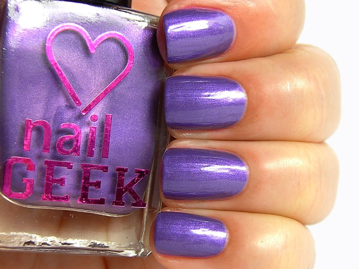 I Heart Makeup lak za nohte - Nail Geek - Wealth 44