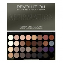 Makeup Revolution paleta 32 senčil - Affirmation