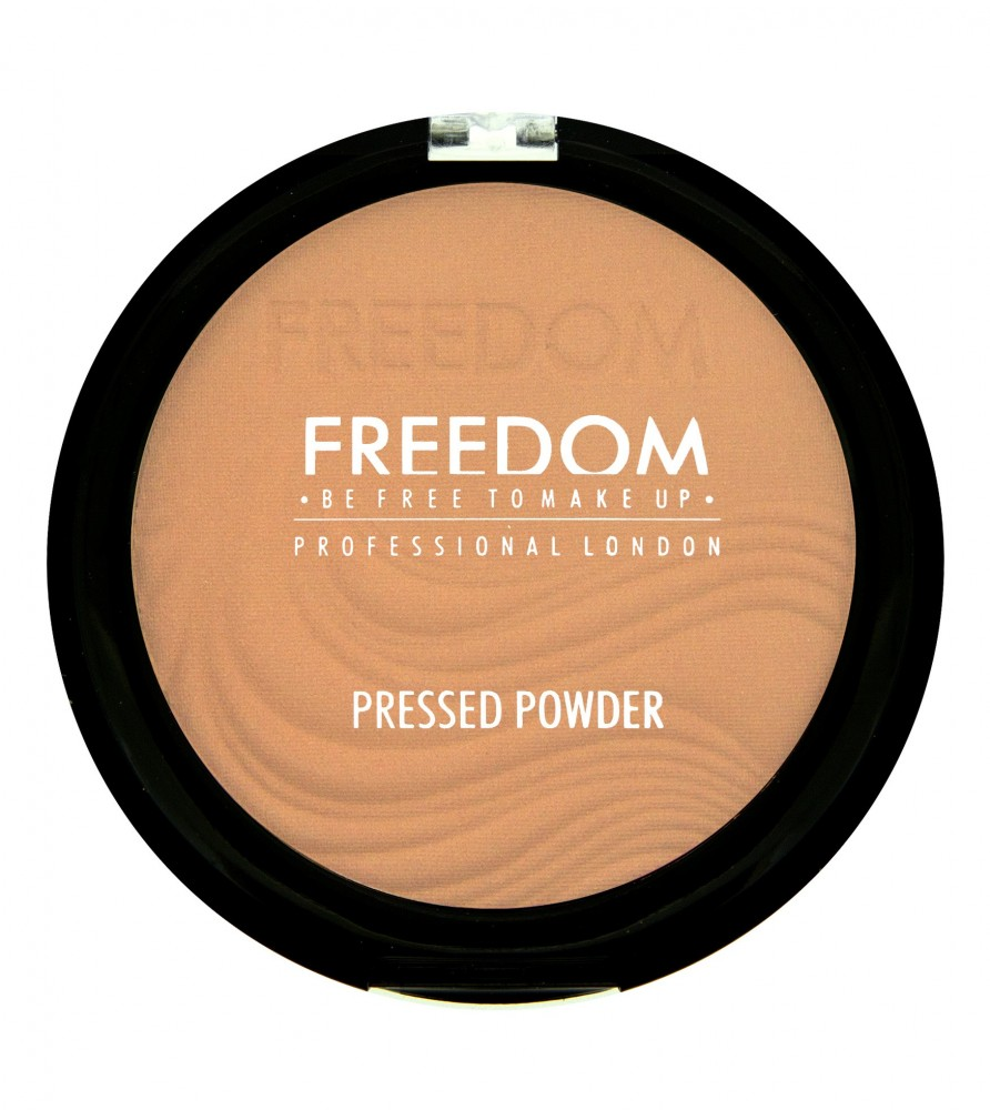 Freedom Makeup fondotinta fissante trasparente - Pressed Powder Shade 101 Translucent