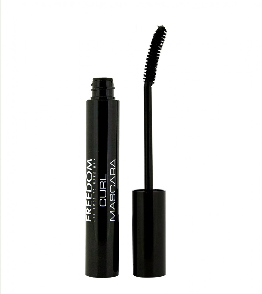 Freedom Makeup maskara - Pro Curve Mascara Black