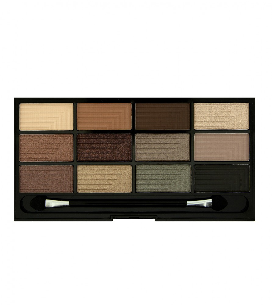Freedom Makeup palette di 12 ombretti - Pro 12 Stunning Smokes