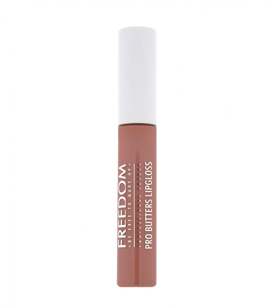 Freedom Makeup lip gloss - Pro Butters Cappuccino Lover