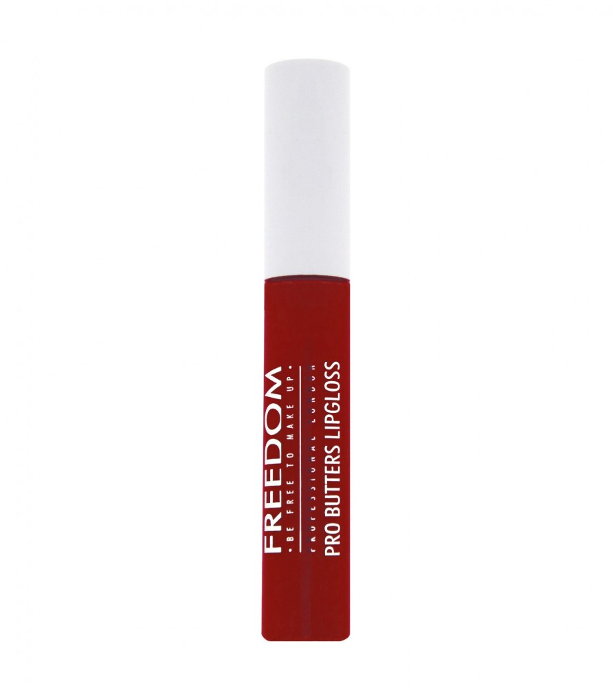 Freedom Makeup lip gloss - Pro Butters Jammy Dodger