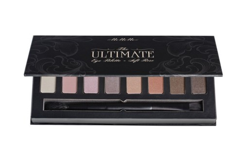 MeMeMe paleta očných tieňov - Ultimate Eye Palette - Soft Rose
