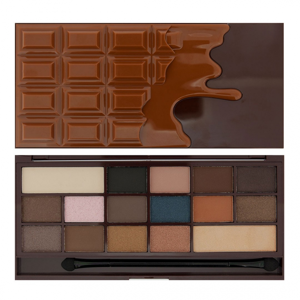 I Heart Makeup Chocolate paleta sjenila - Salted Caramel