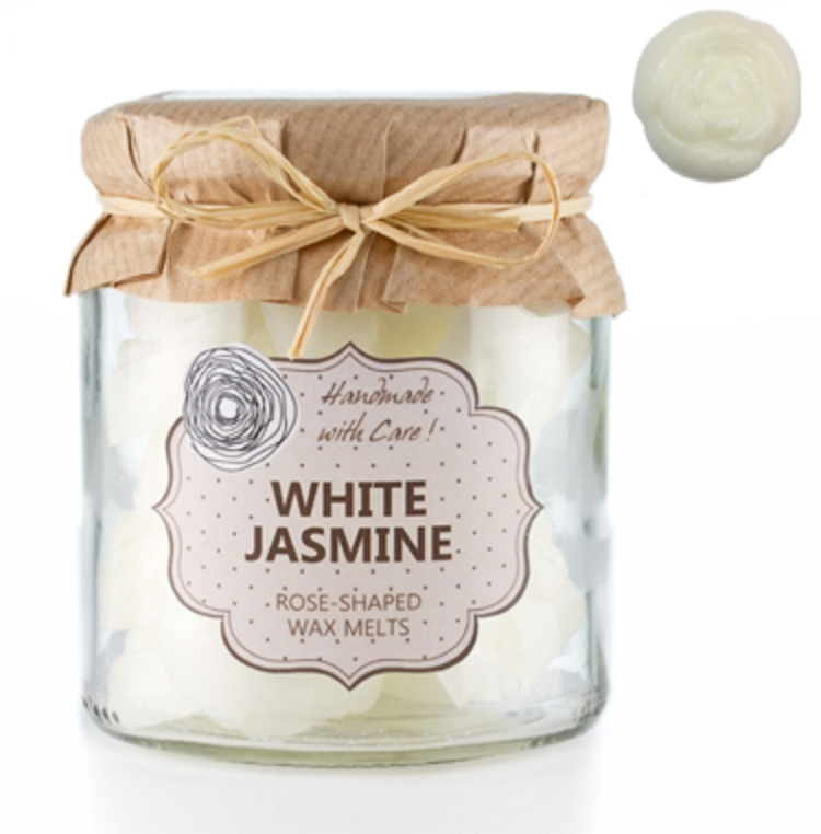 Own Candles set 18 mirisnih voskova - White Jasmine