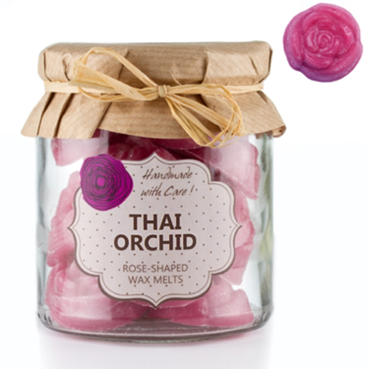Own Candles set 18 mirisnih voskova - Thai Orchid