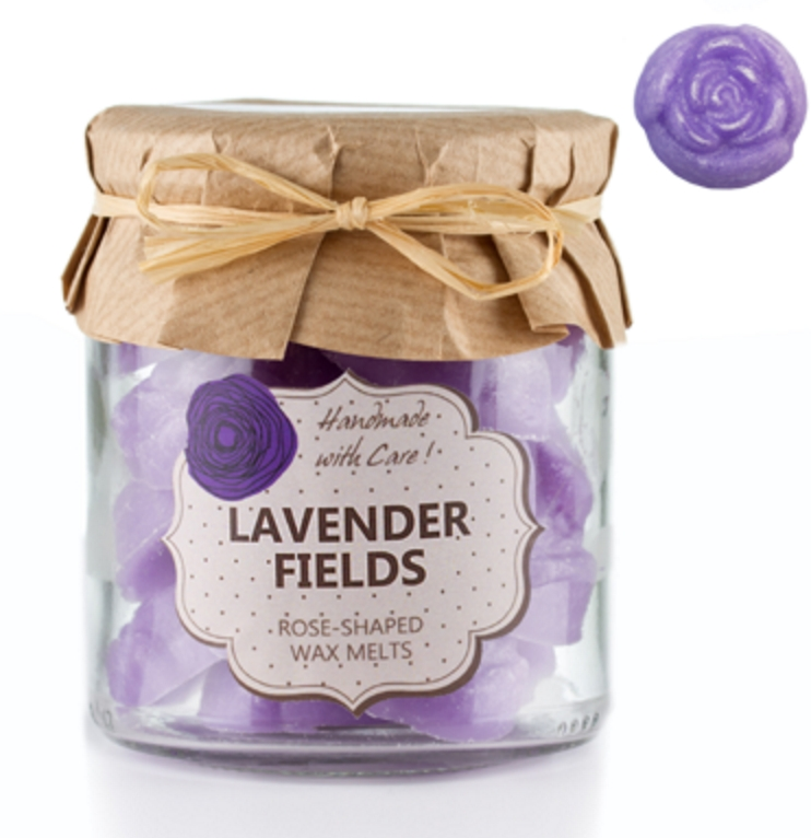 Own Candles set 18 mirisnih voskova - Lavender Fields