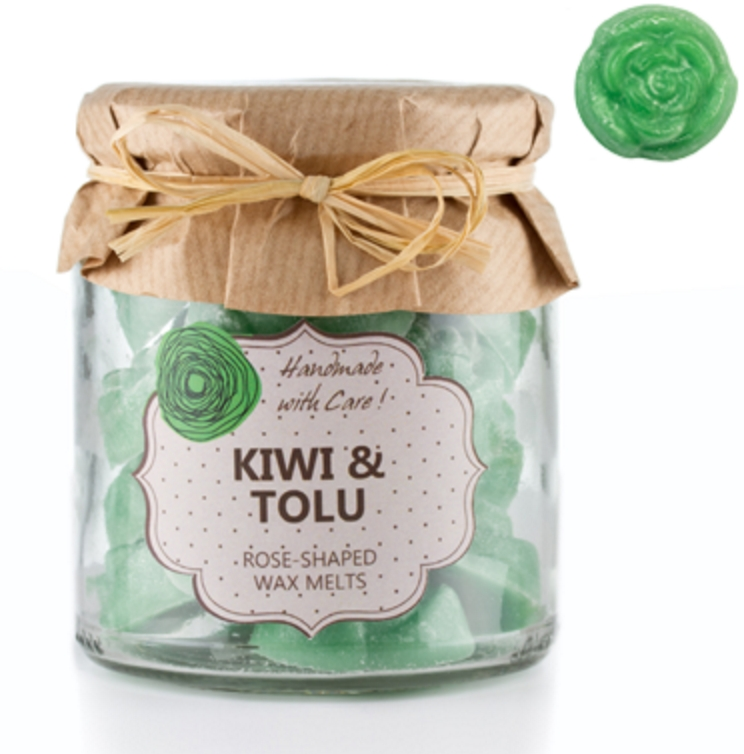 Own Candles set 18 mirisnih voskova - Kiwi & Tolu