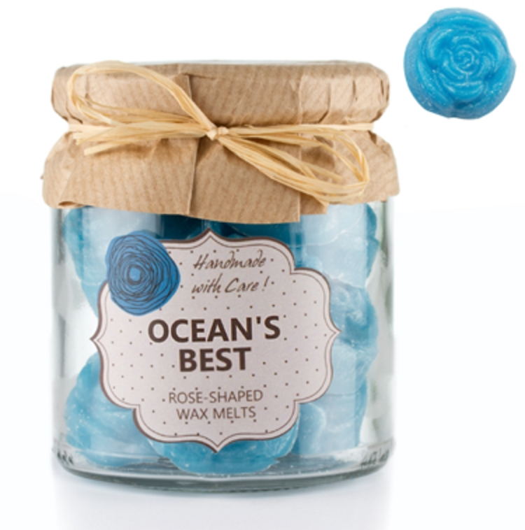 Own Candles set 18 mirisnih voskova - Ocean's Best