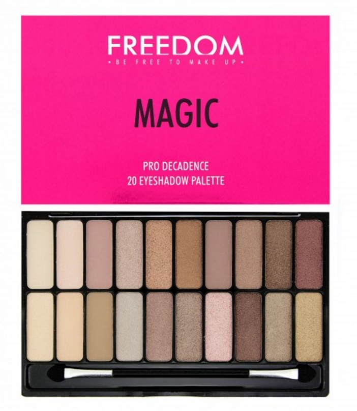 Freedom Pro Decadence paleta senčil - Magic