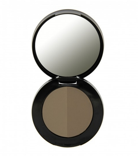 Freedom Duo Eyebrow powder za obrvi - Taupe