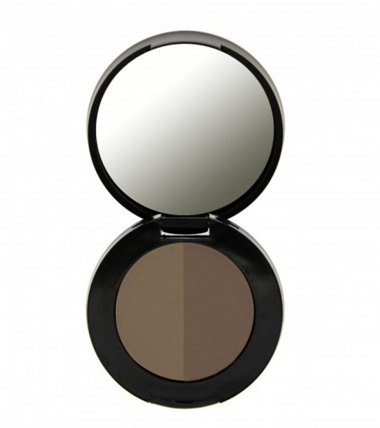 Freedom Duo Eyebrow powder za obrve - Soft Brown