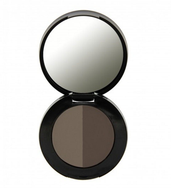 Freedom Duo Eyebrow powder za obrvi - Ash Brown