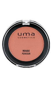 Uma Cosmetics Blush (Rouge) Powder pirosító - Chic Coral