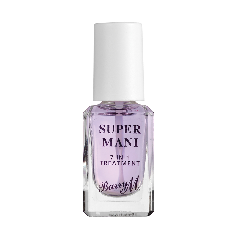 Barry M lak na nechty - Super Mani 7 in 1