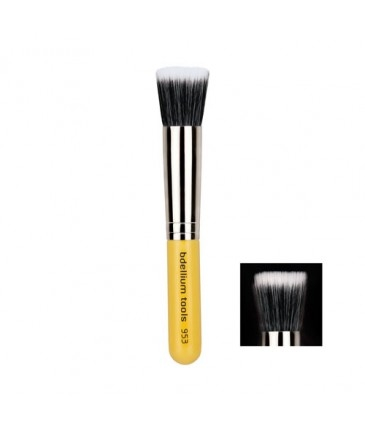Bdellium Tools Travel Duet Fiber Foundation 953T - duo fiber alapozó ecset