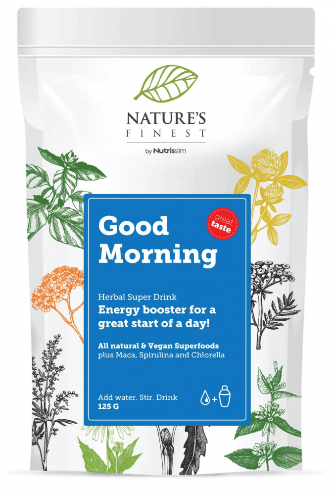 Nutrisslim Bio GOOD MORNING supermix 125 g