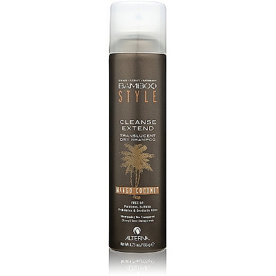 Alterna suchý šampón - Bamboo Style Cleanse Extend Translucent Scented Dry Shampoo Mango Coconut
