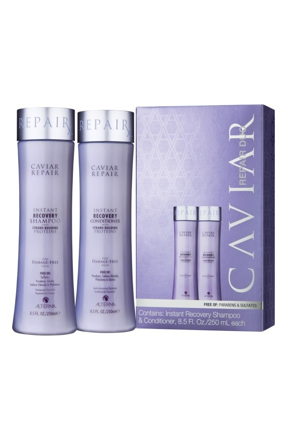 Alterna set nutriente - Caviar Repairx Holiday Duo
