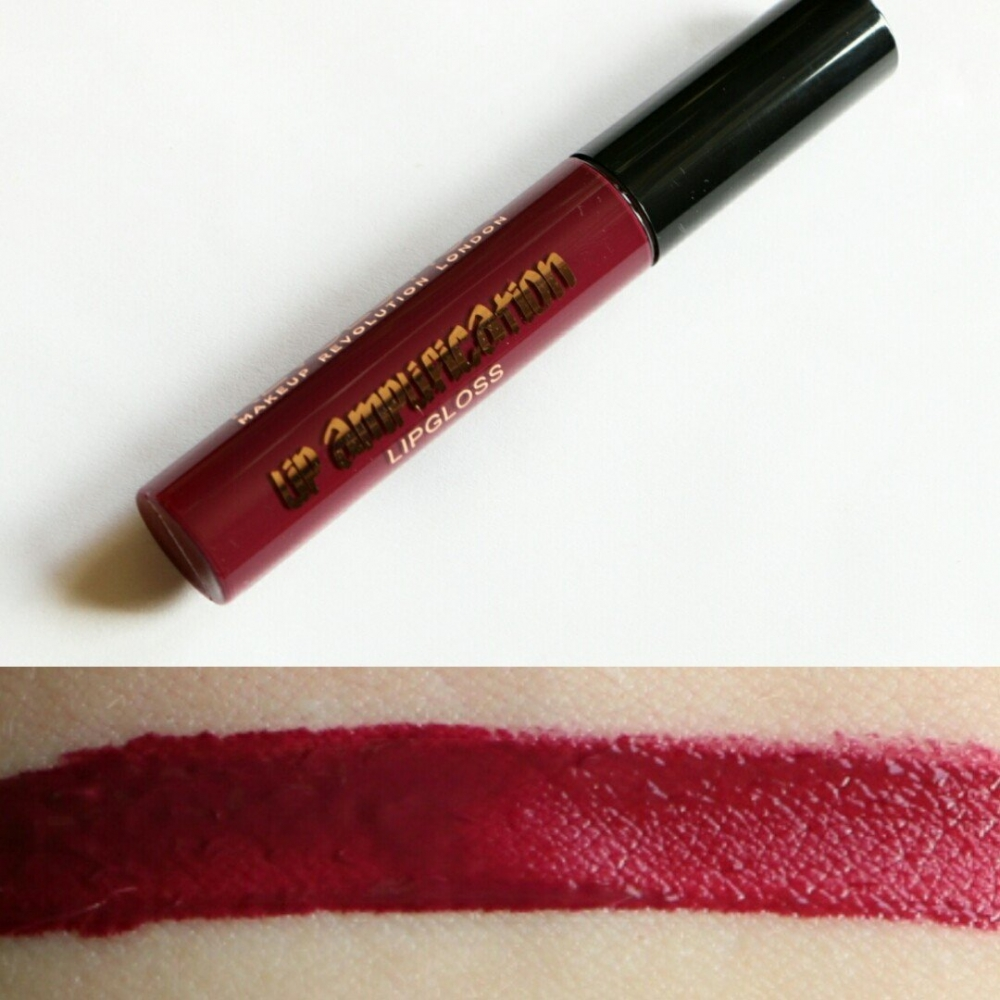 Makeup Revolution Lip Amplification szájfényt - Maximum Joy