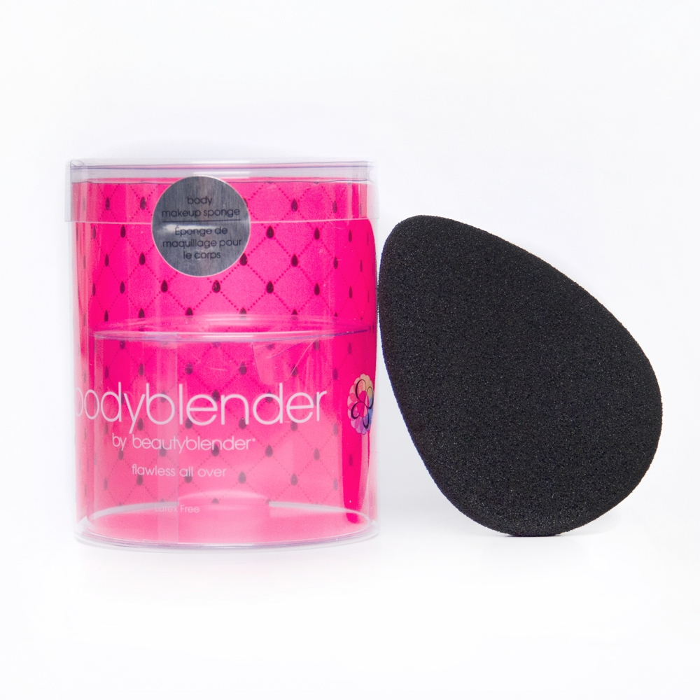 Beauty Blender hubička na telo - Bodyblender Body Makeup Sponge - Black
