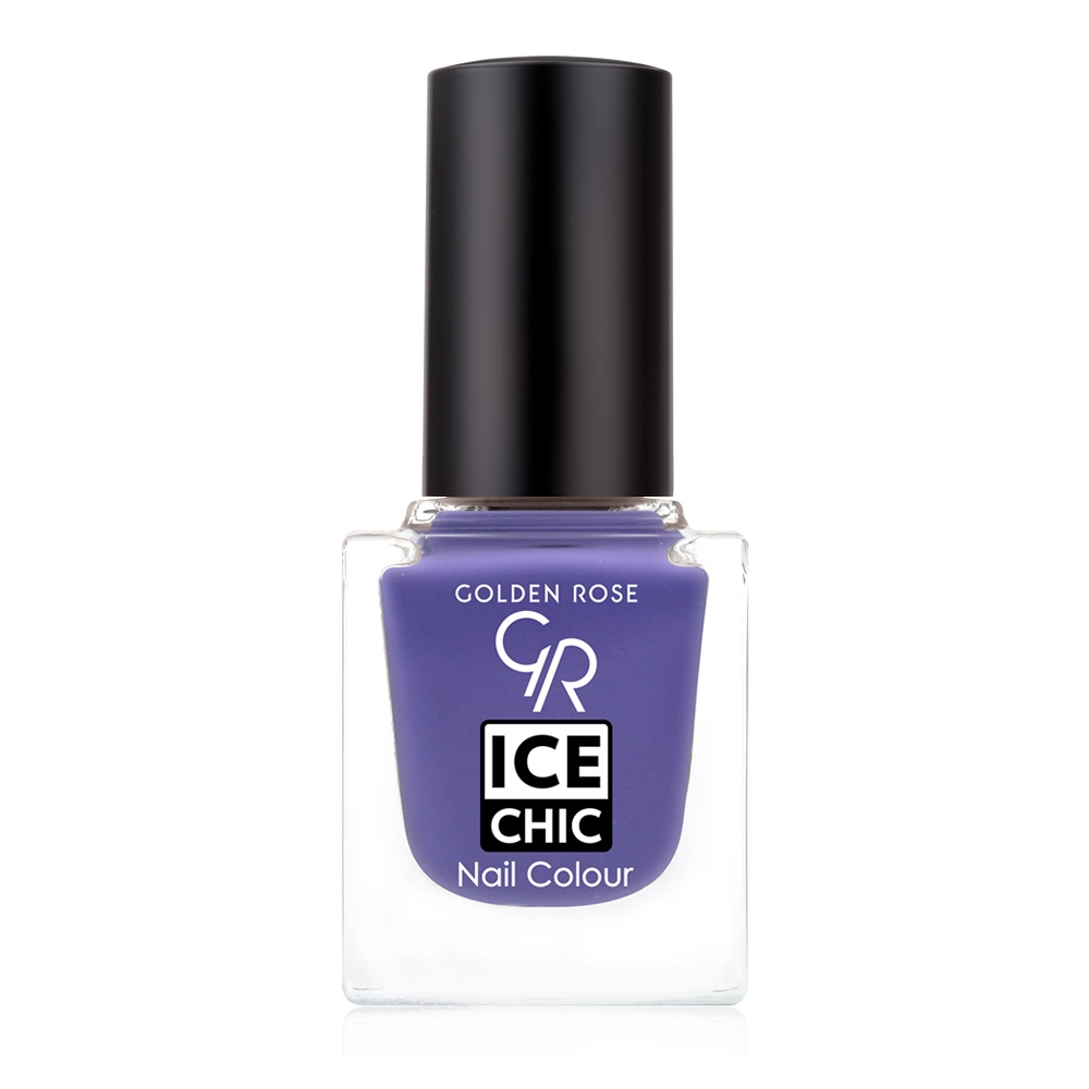 Golden Rose lak na nechty - Ice Chic Nail Color 55