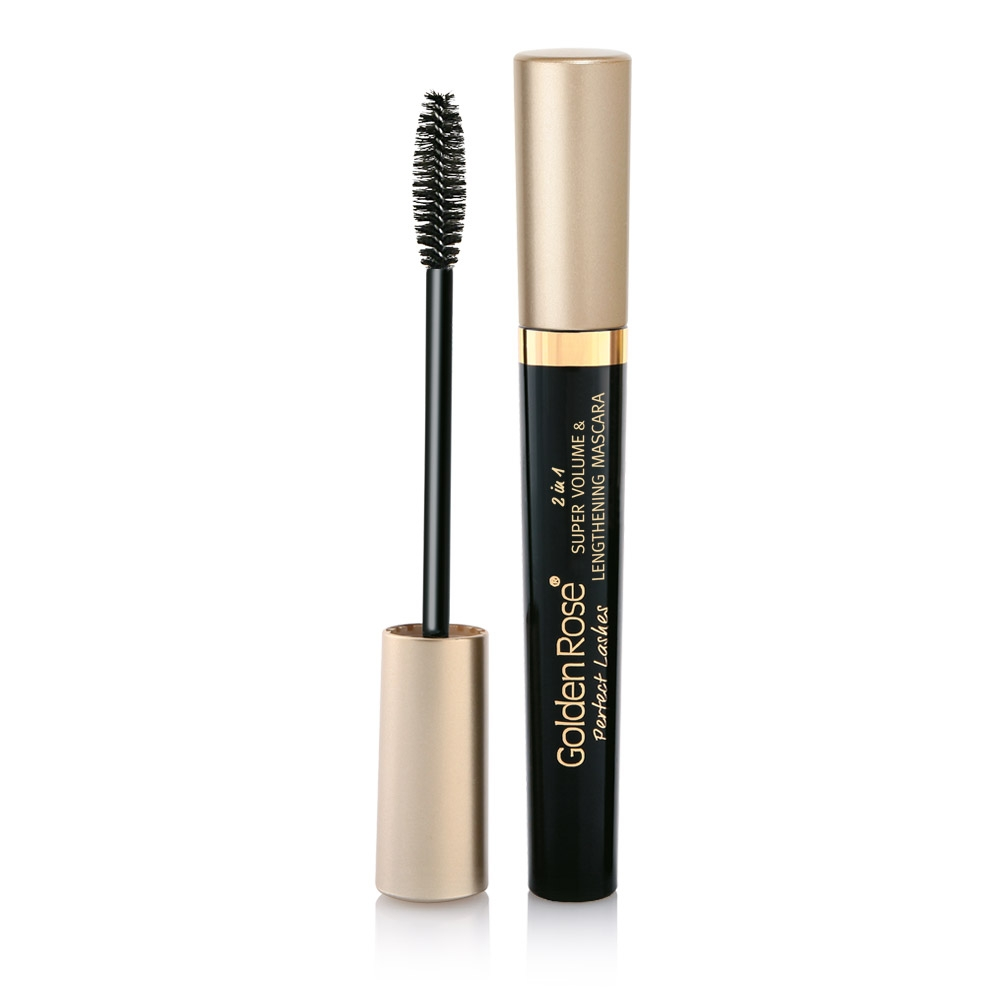 Golden Rose mascara - Perfect Lashes Volume & Lenghtening Mascara