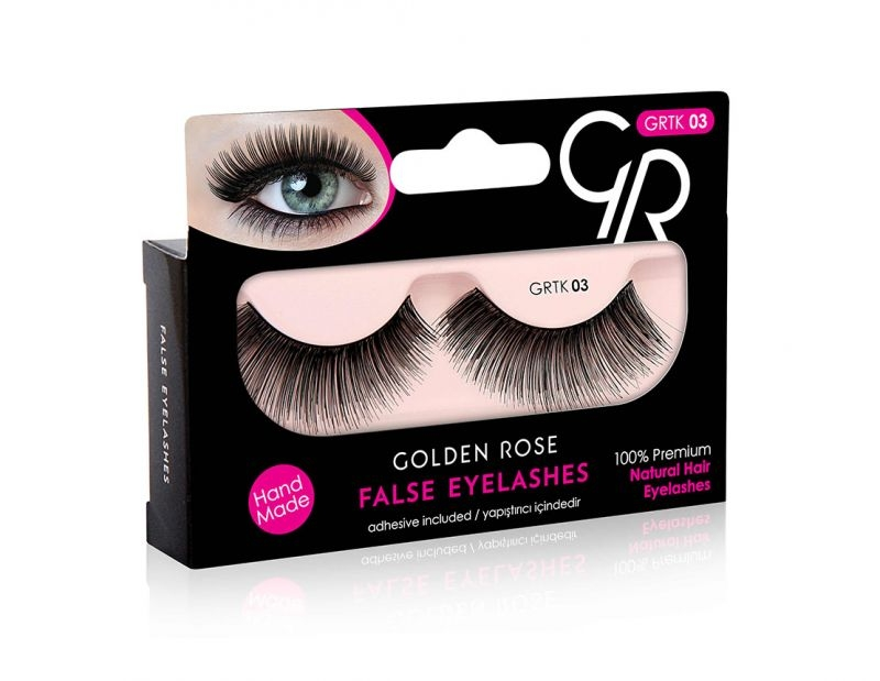 Golden Rose ciglia finte - False Eyelashes TK03